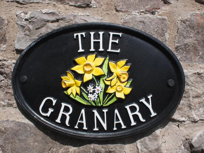 The Granary, location de vacances à Hillesley