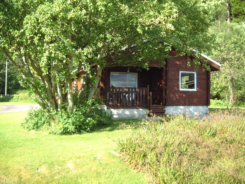 Pucks Lodge, Ferienwohnung in Dunoon