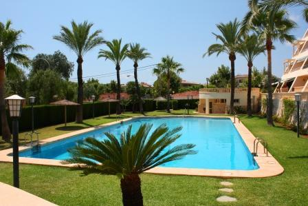 Pool and Immaculate Surrounding Gardens