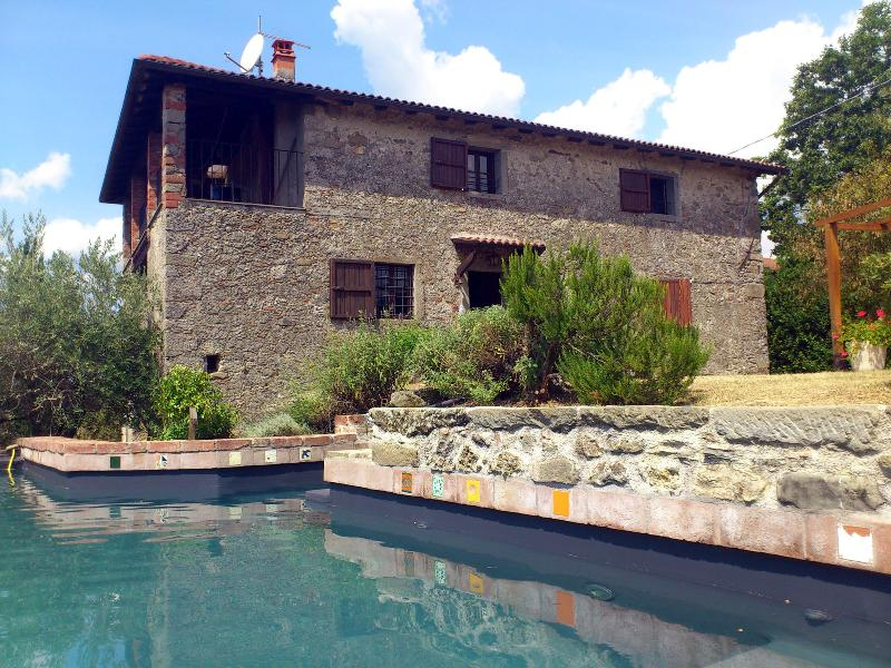 Casa Quintilio, tastefully restored farmhouse