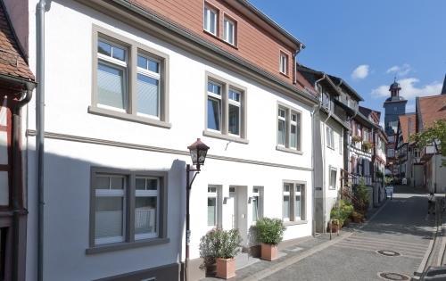 Appartmenthaus « Alte Bäckerei » Heppenheim Bergstraße