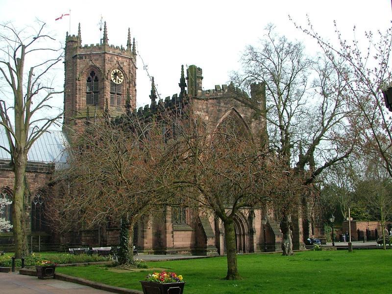 Igreja de St Marys, Nantwich