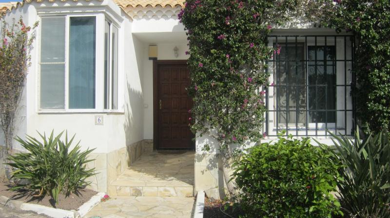 Las Adelfas 1, holiday rental in Golf del Sur