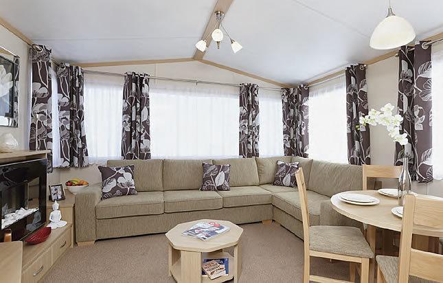 Carnaby Cascade - Lounge Area