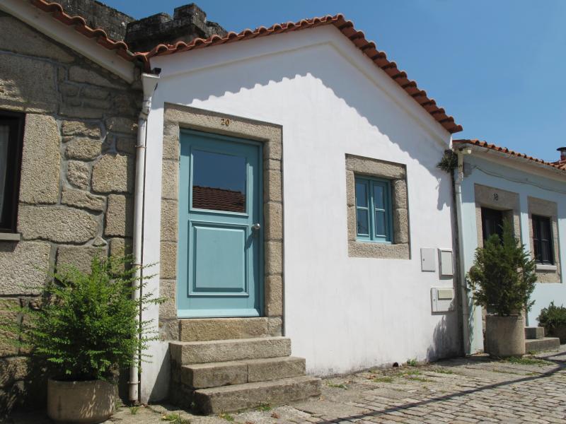 Outside House