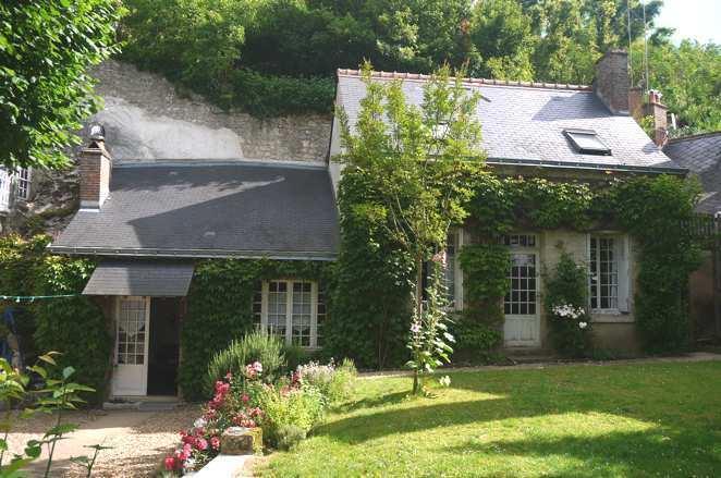 Gîte Coeur de Loire, location de vacances à Reugny