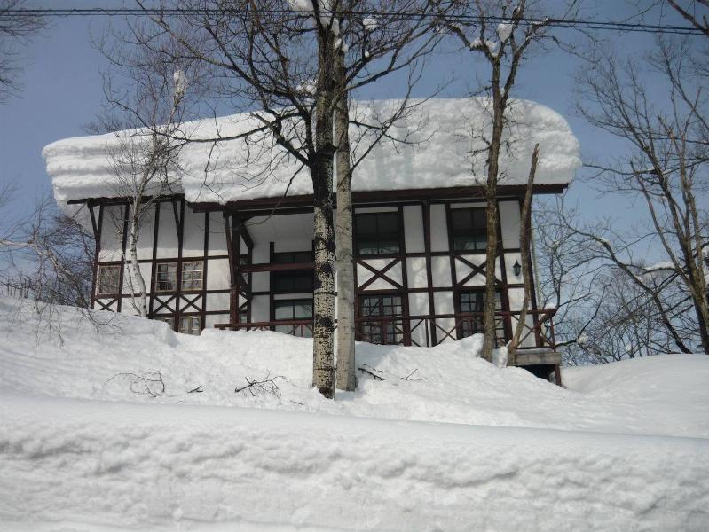Chalet Myoko - so much snow!