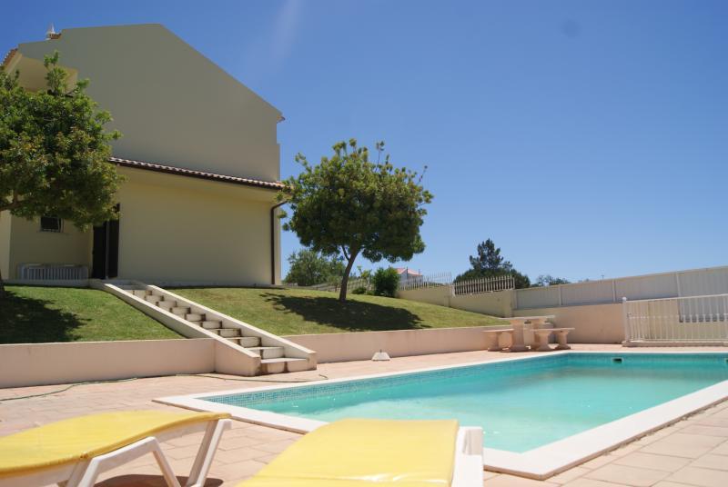 Villa Nuzete, holiday rental in Albufeira