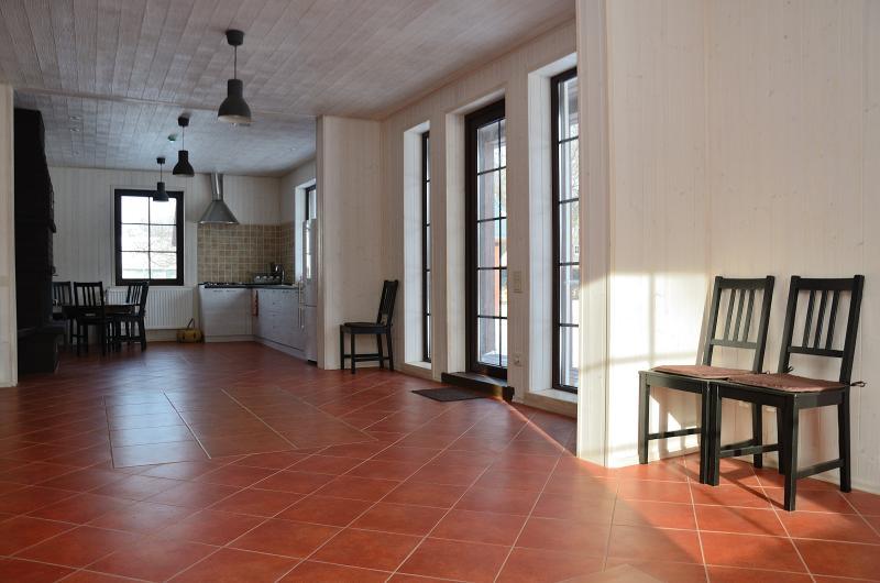Salon de la maison principale