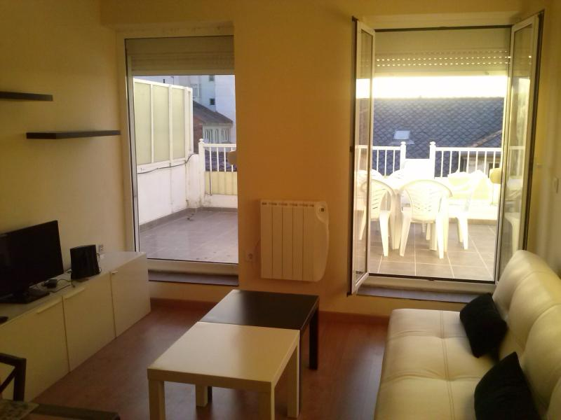 GRAN TERRAZA.CENTRO.IMPECABLE, holiday rental in Rinlo