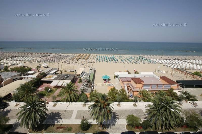 Pescara beach viwe