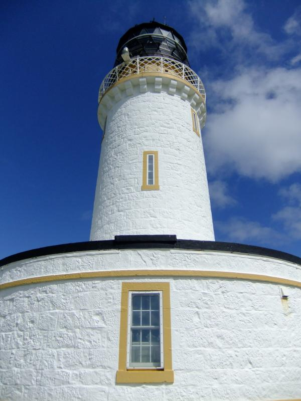 Visit the Cape Wrath Lighthouse on the far north west coast