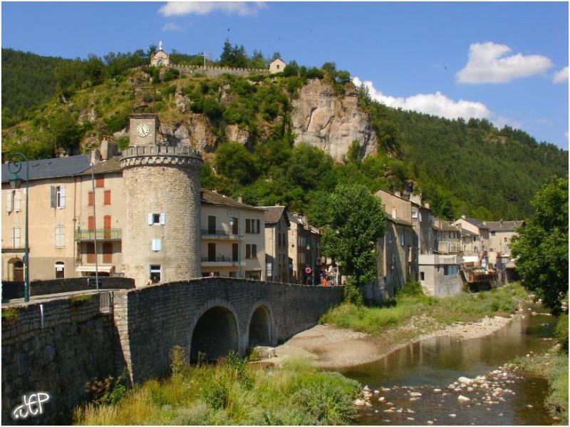 Domaine Aigoual Cévennes 5 personnes, holiday rental in Veyreau