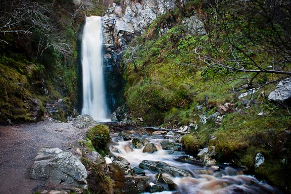Clonmany Waterfall