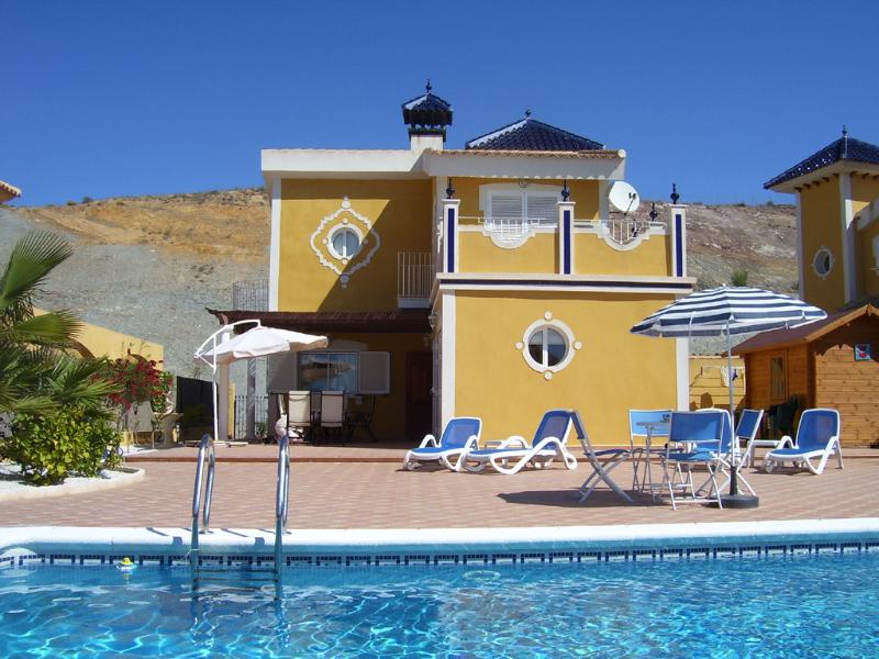 Villa BellaVista with Pool