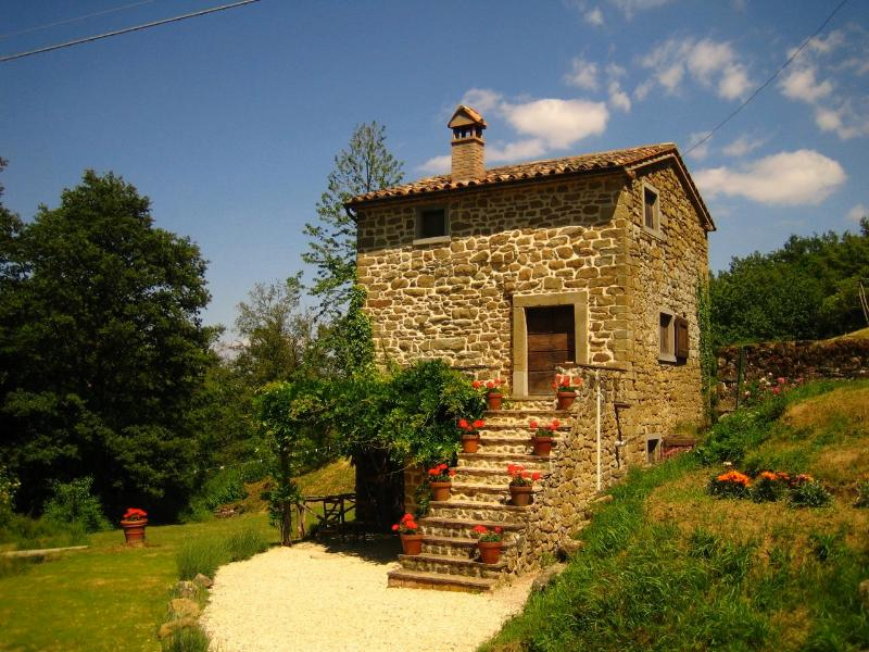 la molinella, holiday rental in Lerchi