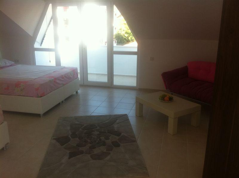 Example of large 2 double bedrooms in Garden Villa New
