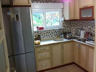 Fully equipped kitchens in Garden Villa Modern and Retro