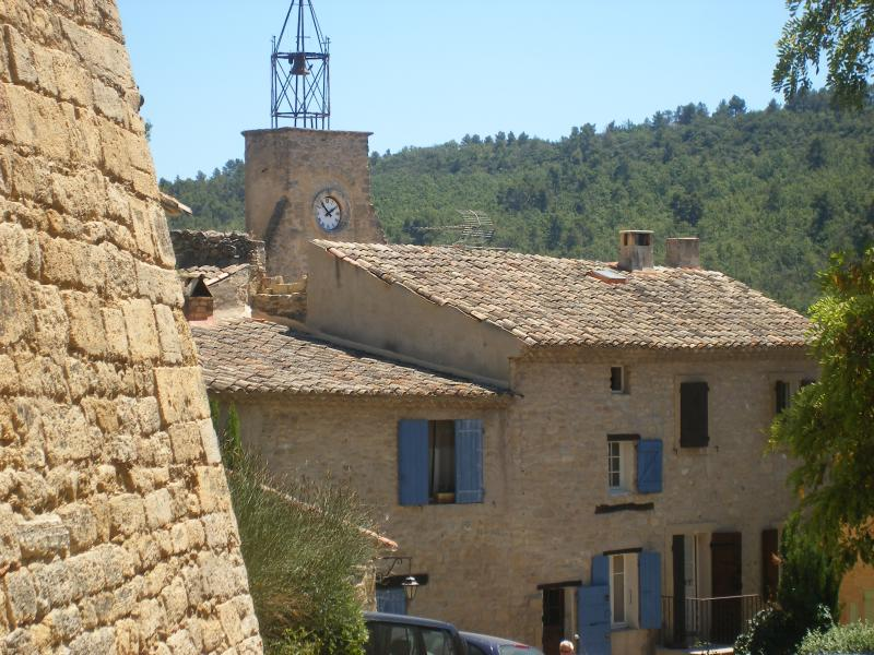 Ansouis - pretty Luberon village
