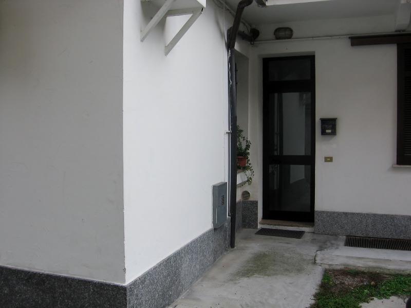 Ingresso appartamento (piano terra)