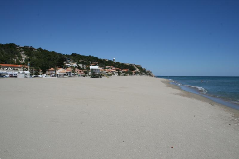 Leucate beach