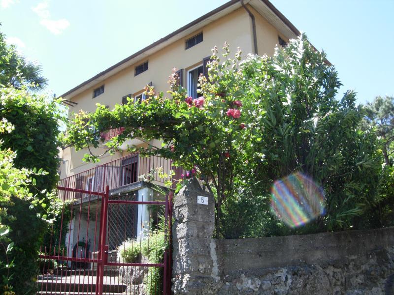 la maison de Stradetta del Pensiero