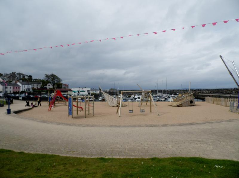 Children's Playpark - approx 100 yards from the cottage