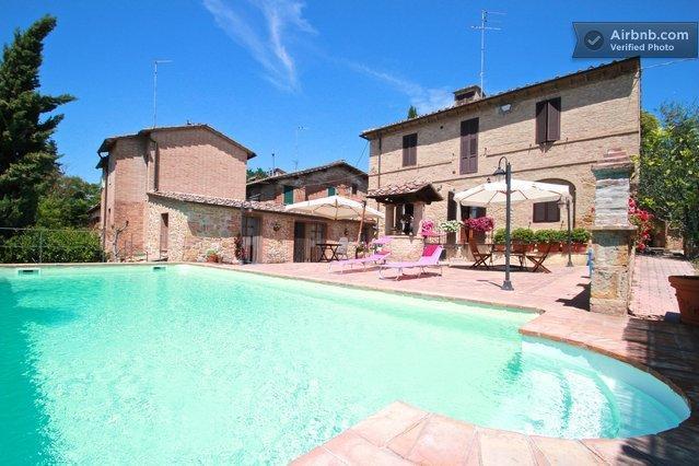 Casa Vacanze L'Oliveta, vacation rental in San Rocco a Pilli