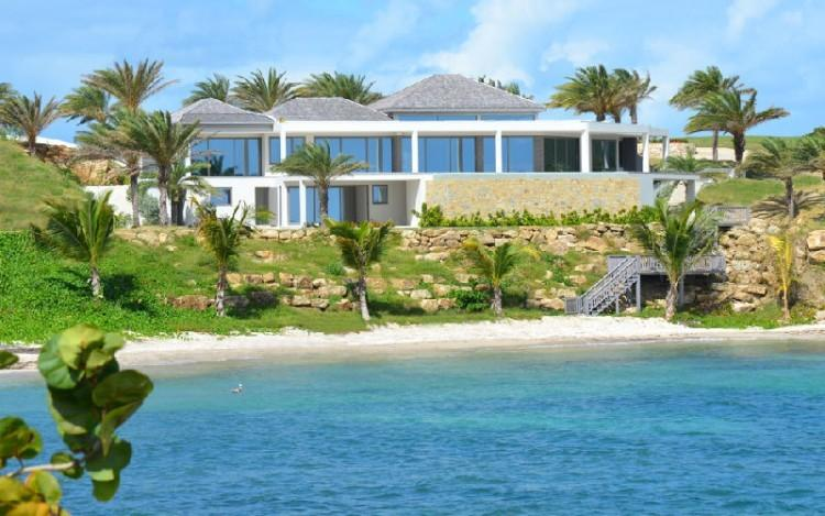 *Please Enquire - Sea Pearl Antigua Free Car included* 6 bedroom stunning villa, vakantiewoning in Mamora Bay