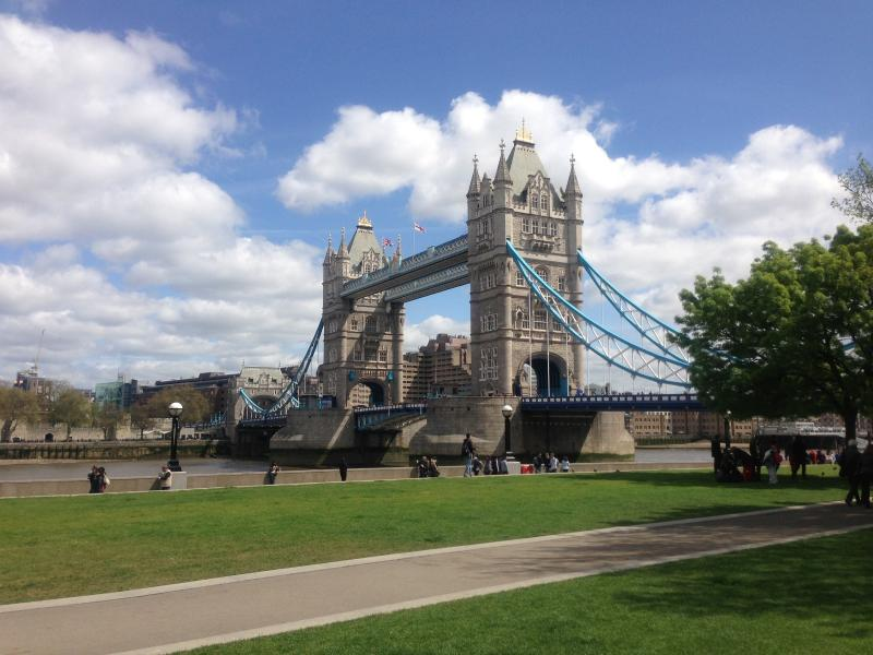 Five minutes away - stunning Tower Bridge is one of the most iconic bridges in the world