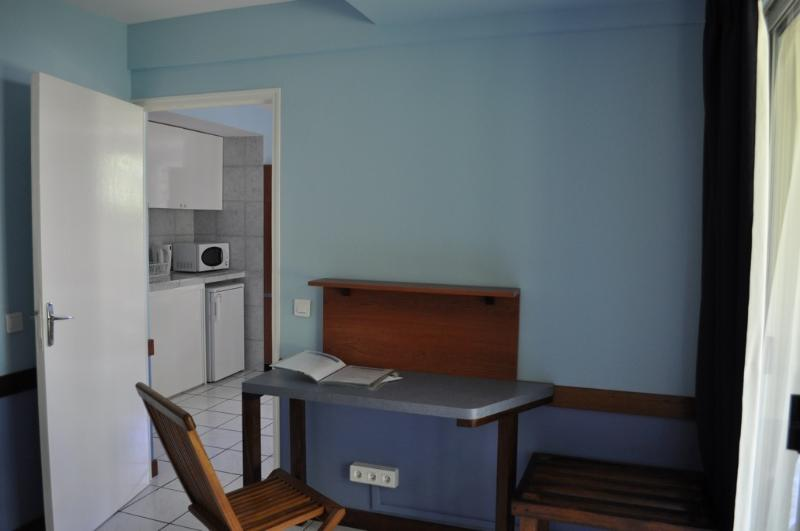 bureau chambre gîte Hibiscus