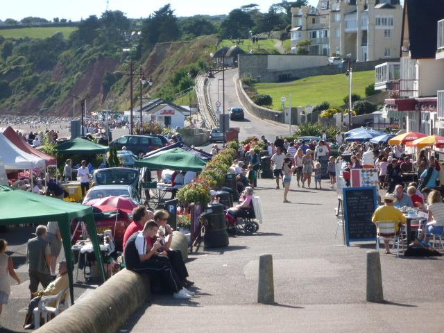 Seafront Market