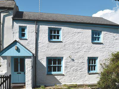 The Anchorage Quaint cottage in Kingston S.Devon, holiday rental in Ivybridge