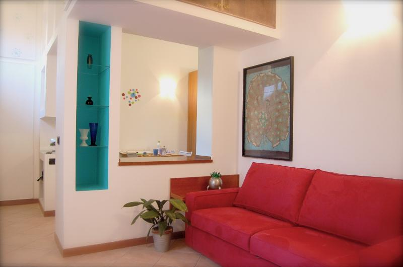 QHOME CENTER NICE HOME EASY AIRPORT /TRAIN, vacation rental in Azzano San Paolo