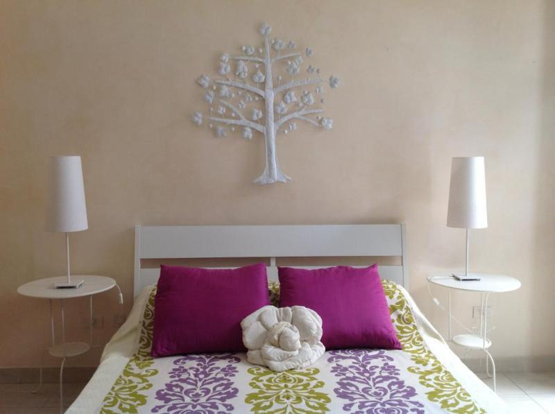 the 'Tree' bedroom