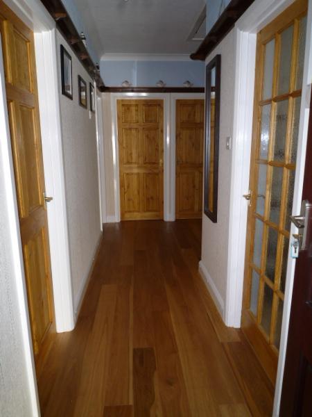 Entrance to hallway