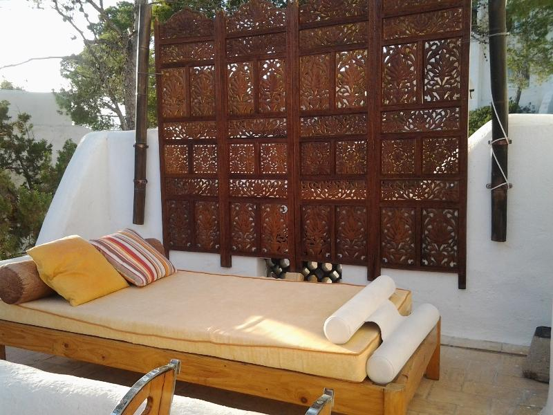 EL VAIXELL SLOW LIFE, BOHO STYLE, holiday rental in Cala Carbo