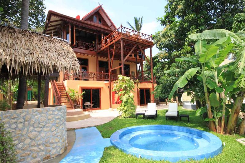Serenity Lodge, holiday rental in Ko Pha Ngan