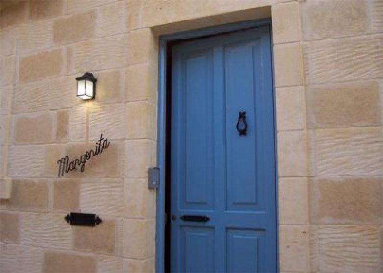 Entrance to Margerita!