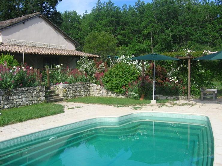 La Cabrette, casa vacanza a Sauveterre