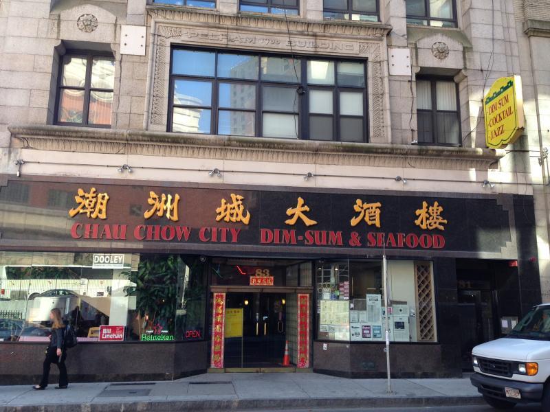 Convenient to Chinese restaurants