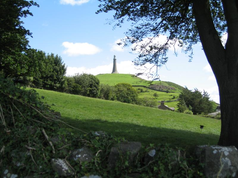 Hoad Hill and Monument, Ulverston