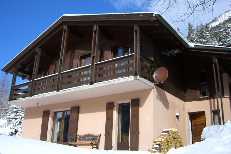 Chalet d'alpage - confortable Gite Location