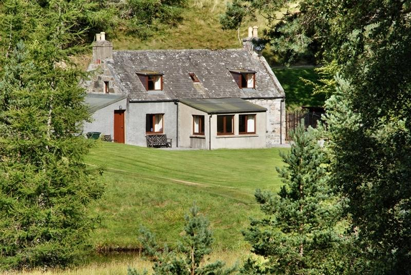McLeod's Cottage, holiday rental in Tomintoul