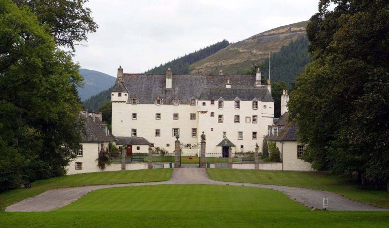 Traquair House, la casa más antigua continuamente habitada en Escocia