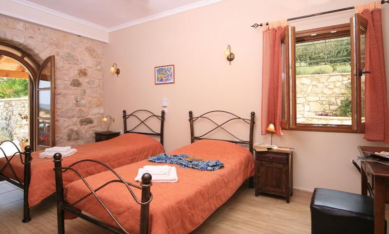 Villa Loukas Ground Floor Bedroom