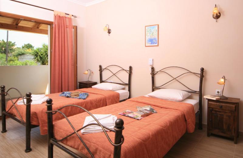 Villa Loukas First Floor Bedroom2