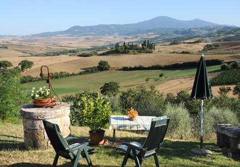 Agriturismo La Buca, vacation rental in Montalcino