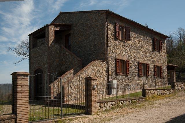 Le Querce, vakantiewoning in Torre Alfina