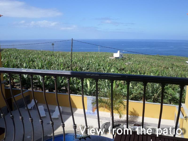 Ocean View Apartment, alquiler de vacaciones en La Palma
